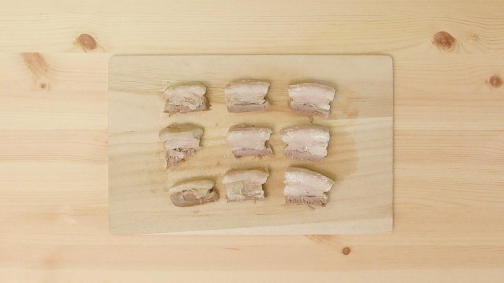三枚肉丼04