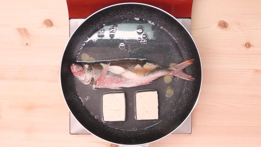 グルクンマース煮08