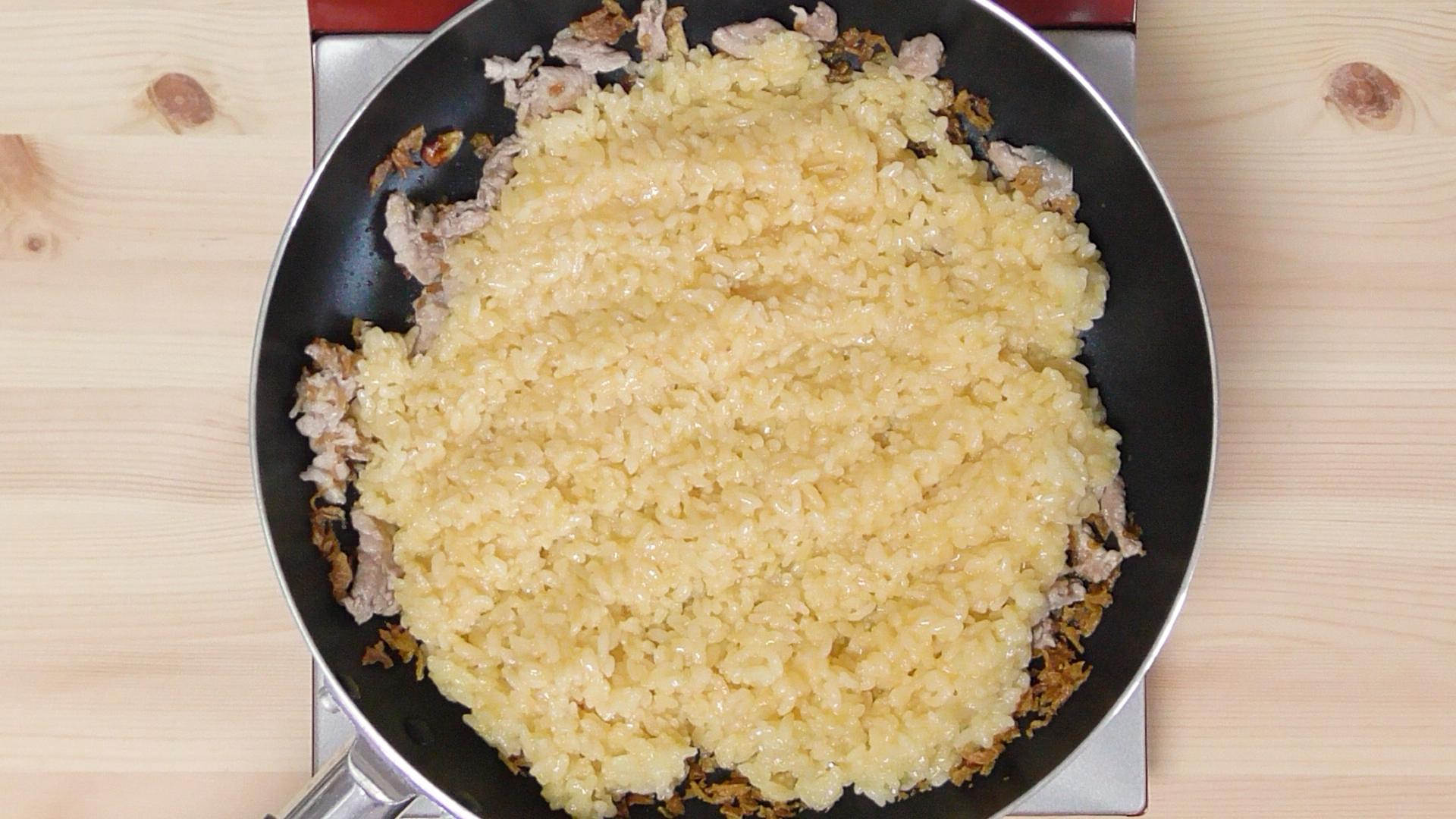 チキナー炒飯12