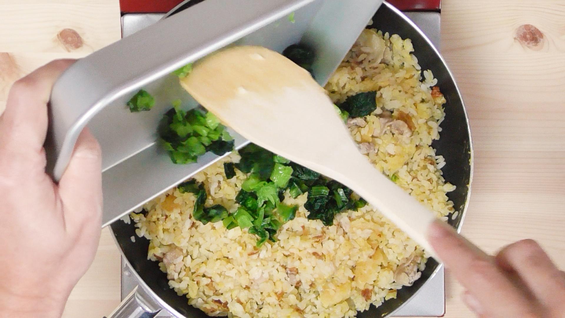 チキナー炒飯15