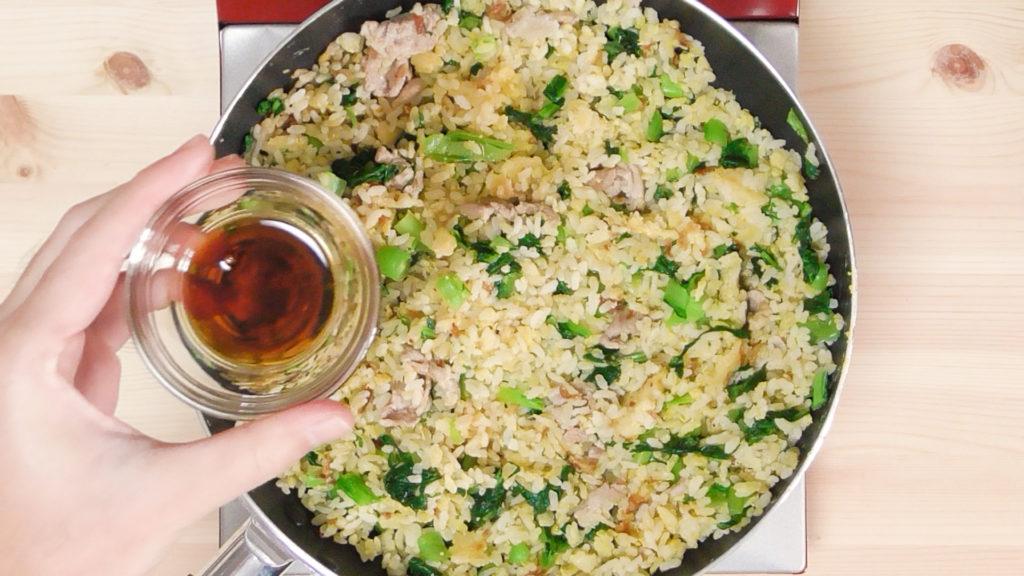 チキナー炒飯17